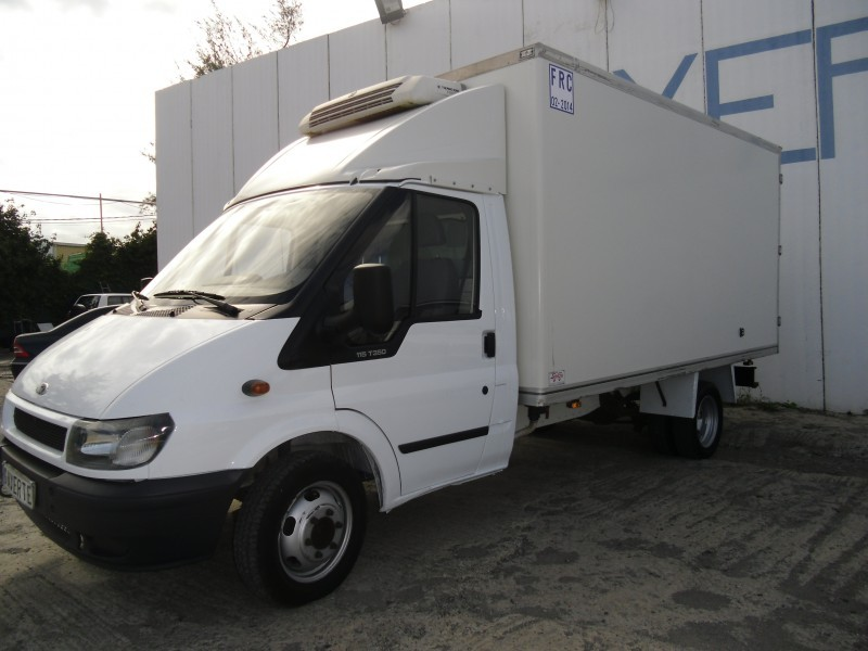 ford transit camion frigorifico reforzado 2005 85600km. Black Bedroom Furniture Sets. Home Design Ideas