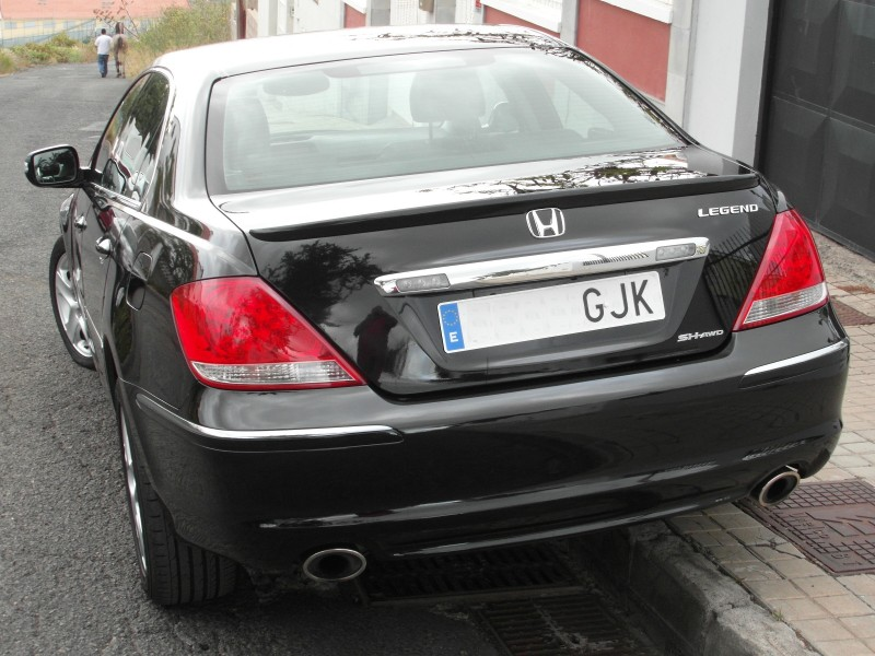 honda legend 3 5 v6 vtec sh awd 2009 100000km. Black Bedroom Furniture Sets. Home Design Ideas