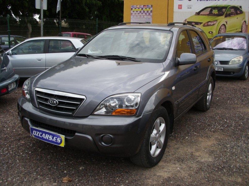 Kia Sorento Lx 2007 144300km