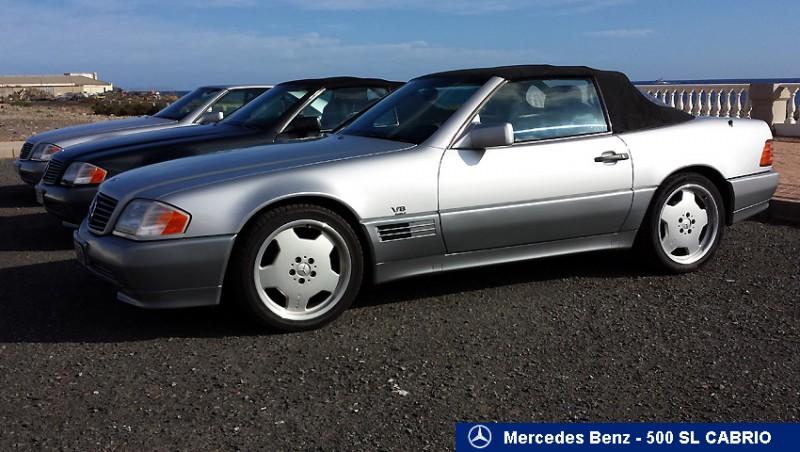 Mercedes Benz Clase Sl on Mercedes Benz Sl R129