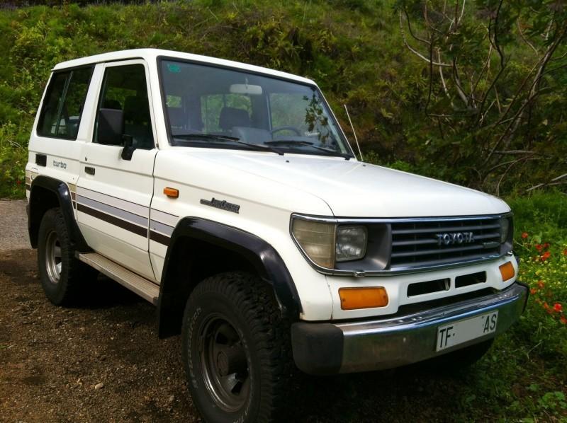 Toyota Land Cruiser Lj70 1992 258000km