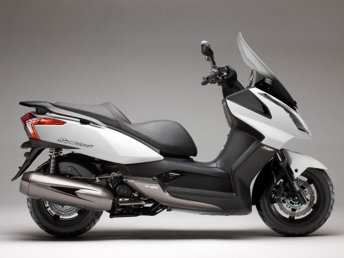 kymco superdink 300i abs 2014 4500km. Black Bedroom Furniture Sets. Home Design Ideas